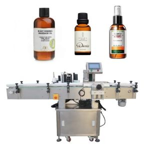 1.5KW Power Automatic Vertical Labeling Machine