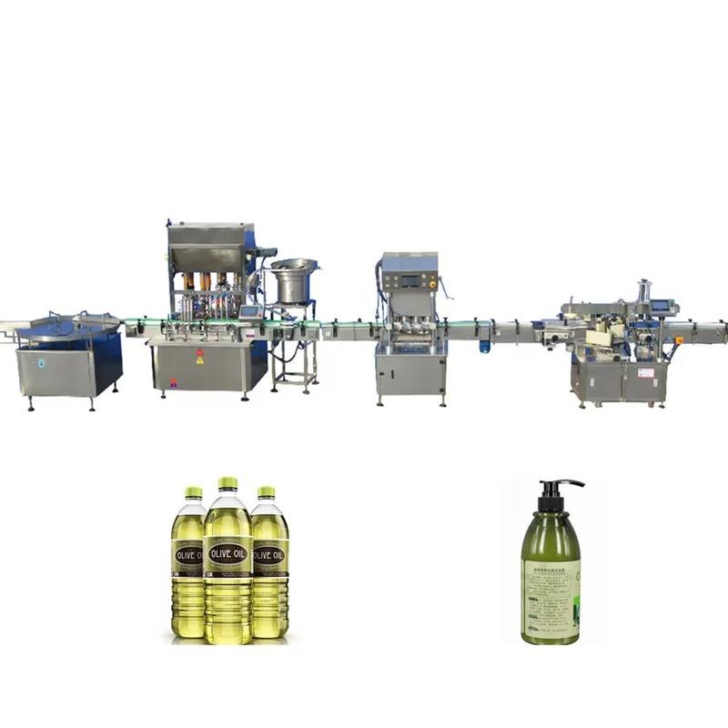 100ml - 1000ml Filling Range Lube Oil Filling Machine