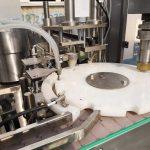200ml 500ml Bottle Filling Equipment / Automatic Liquid Filling Equipment
