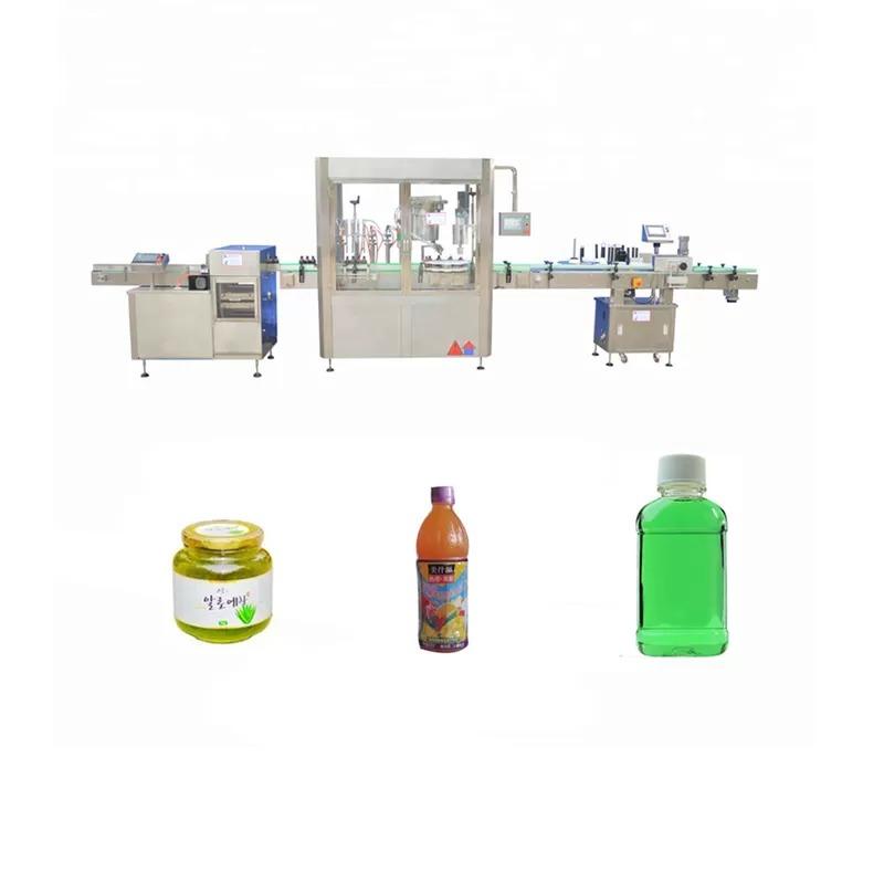 200ml Pineapple Wine Bottle Capping Machine