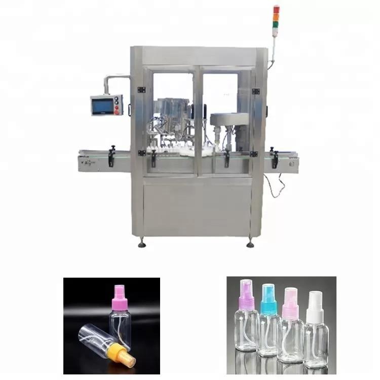220V 3.8kw Electric Perfume Filling Machine