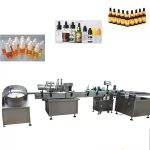 304 Stainless Steel Automatic Liquid Filling Machine For Essential Oil Bottle