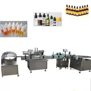 304 Stainless Steel Automatic Liquid Filling Machine