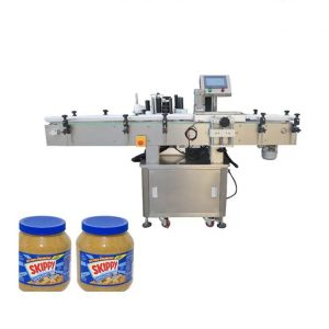 304 Stainless Steel Bottle Labeling Machine