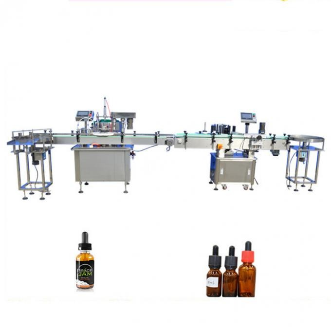 304 Stainless Steel E-Liquid Filling Machine