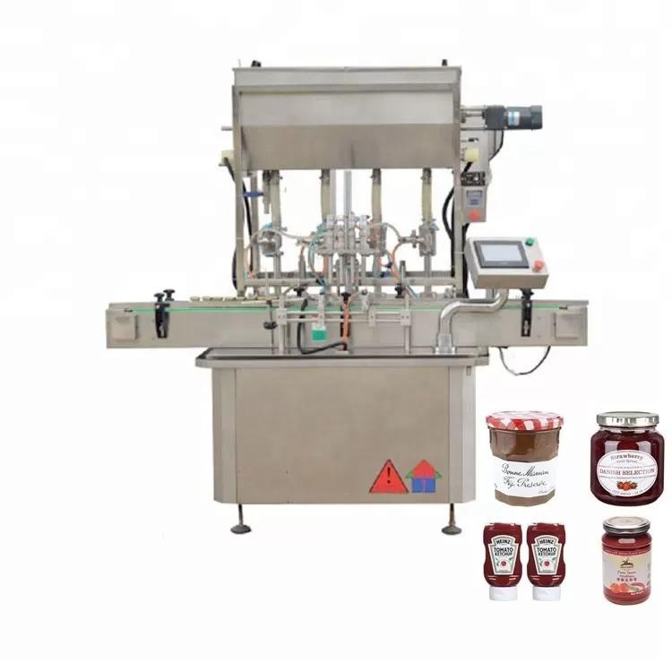 304 Stainless Steel Honey Filling Machine