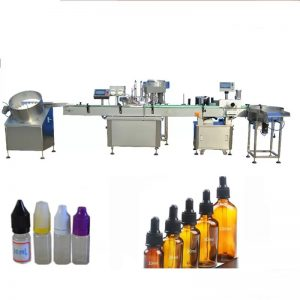 5-30 ml Filling Volume Perfume Filling Machine
