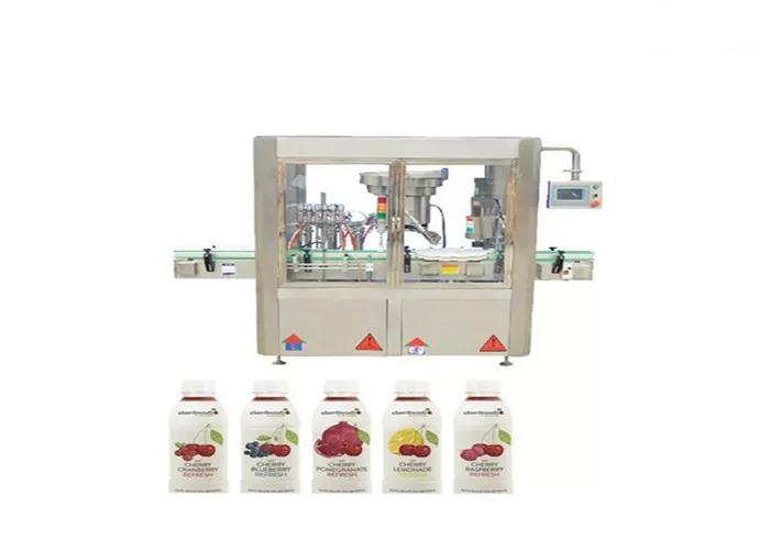 500kg Automatic Sauce Filling Machine