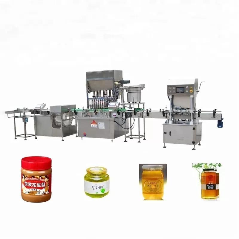50ml - 1000ml Sauce Filling Equipment