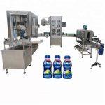 6 Head Nozzle Sauce Bottle Filling Machine For Semi – Liquid Products