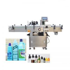 Automatic Disinfectant Fluid Bottle Labeling Machine