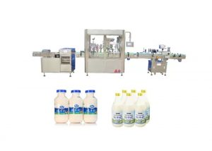 Automatic Liquid Filling And Capping Machine For 250ml 500ml