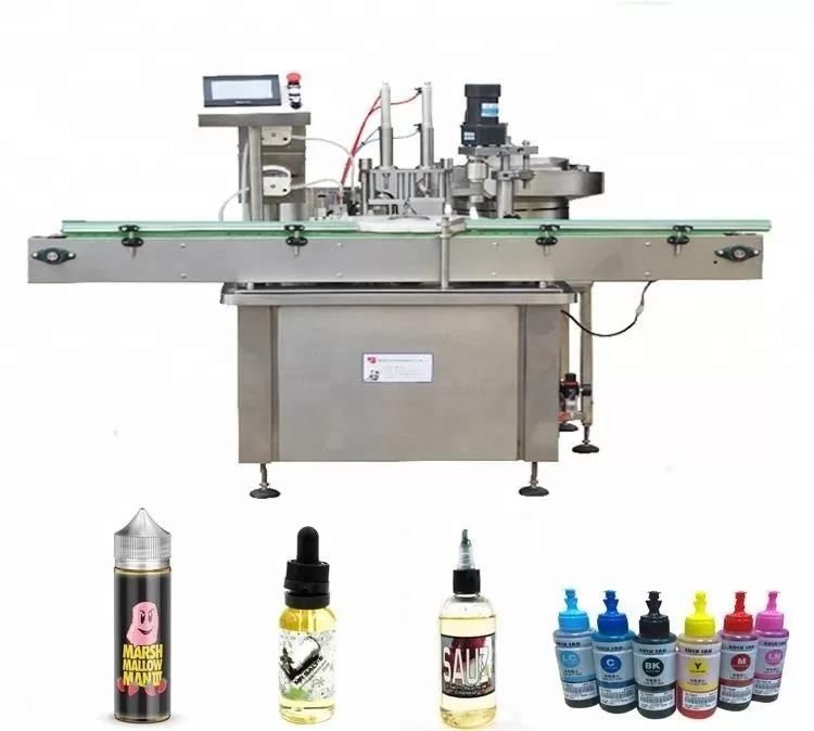 Automatic Liquid Filling Machine For 10ml