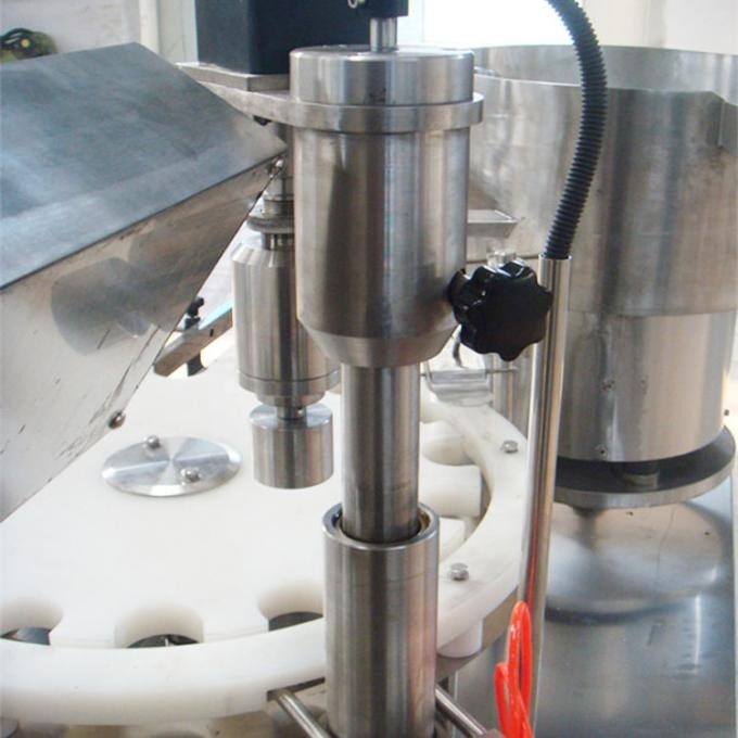 Automatic Screw Filling Capping Machine