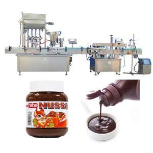 Automatic Tomato Sauce Bottle Filling Machine 10ml