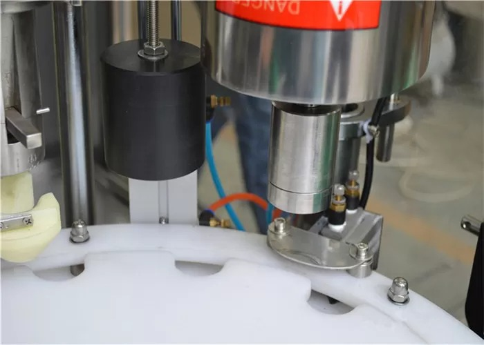 Cleaning Solution Spray Bottle Filling Machine