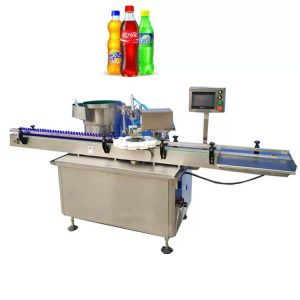 Electric Driven Type Bottle Capping Machine