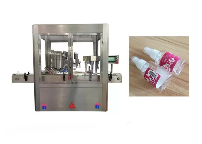 Electric Driven Type Perfume Bottle Filling Machine