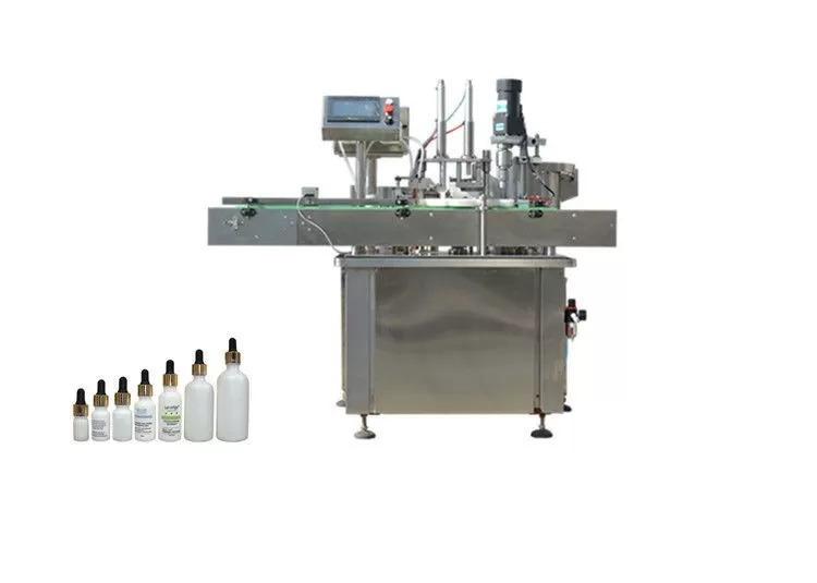 Electronic Liquid Filling Machine 10ml