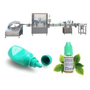 Eye Drop Automatic Liquid Filling Machine