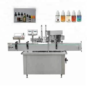 Full Automatic Essential Oil Filling Machine 10ml