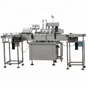 Full Automatic Perfume Filling Machine With Peristaltic Pump