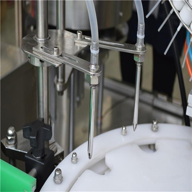 Full Stainless Steel Perfume Filling Machine