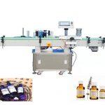 220V 50 / 60Hz Fully Automatic Round Bottle Labeling Machine