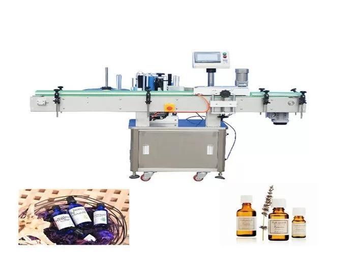 Fully Automatic Round Bottle Labeling Machine
