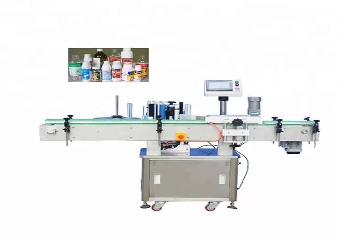 GMP Require Automatic Bottle Labeling Machine