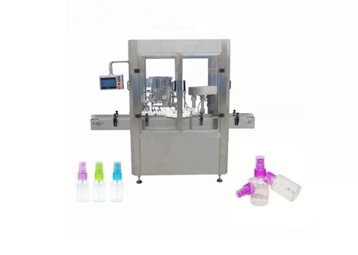 High Performance Automatic Filling Machine