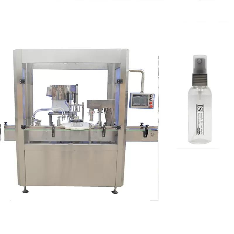 High Precise Perfume Filling Machine