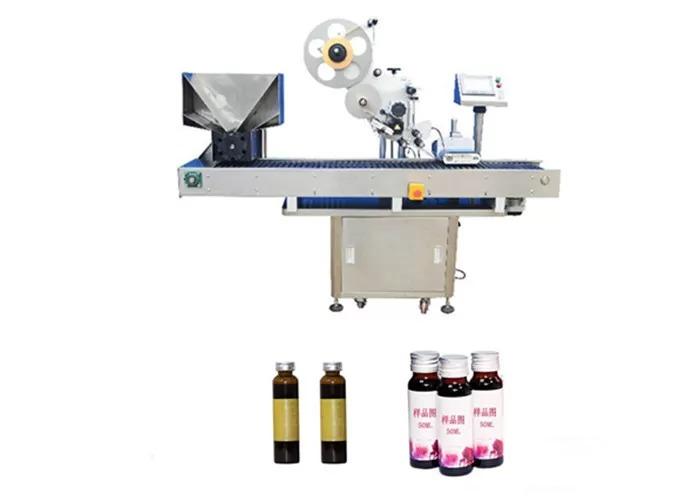 High Precision Bottle Labeling Machine For Oral Liquid Bottles