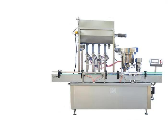 High Precision Honey Filling Machine For 500ml