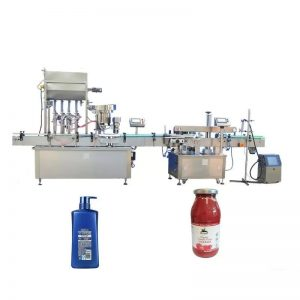 High Speed Honey Filling Machine Used In Pharmaceuticals