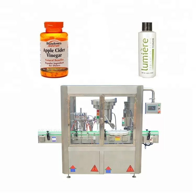 Honey Capping Machine For Bottles