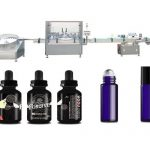 Medical Essential Oil Filling Machine With Color Touch Screen Operation Panel