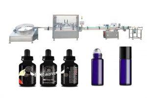 Medical Essential Oil Filling Machine