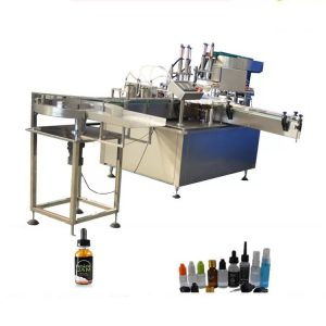 PET Bottle Filling Capping Machine