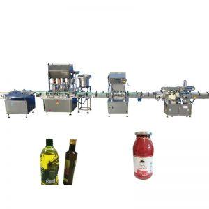 PLC Control Essential Oil Filling Machine