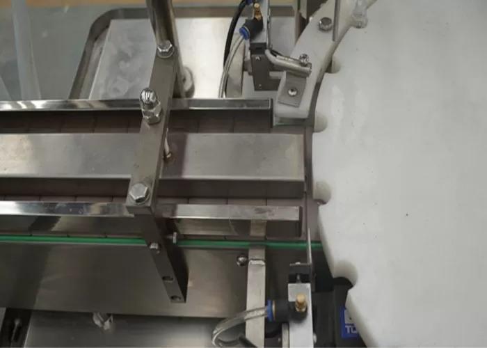 Peristaltic Pump Plastic Bottle Filling Machine