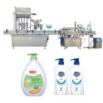 Pharmaceuticals Industries Jam Bottle Filling Machine With CE Standard