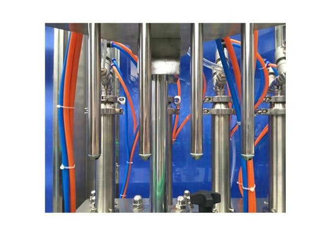 Piston Pump Automatic Liquid Filling Machine
