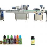 5-35 bottles/min Pump Liquid Filling Machine , PLC Control Vial Liquid Filling Machine