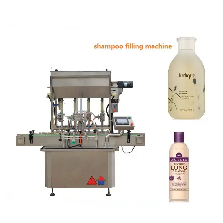 Stepping Motor Essential Oil Filling Machine