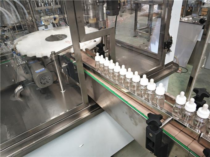 Touch Screen Electronic Liquid Filling Machine