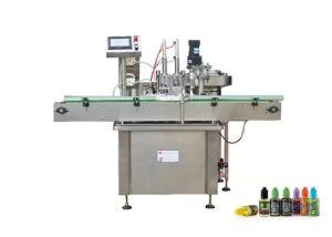 Touch Screen Plastic Bottle Filling Machine Peristaltic Pump