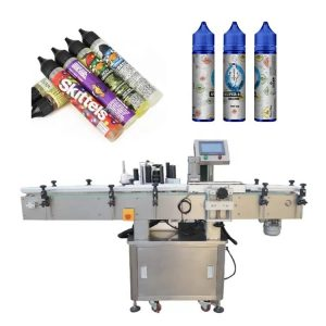 Wood Packaging Automatic Labeling Machine