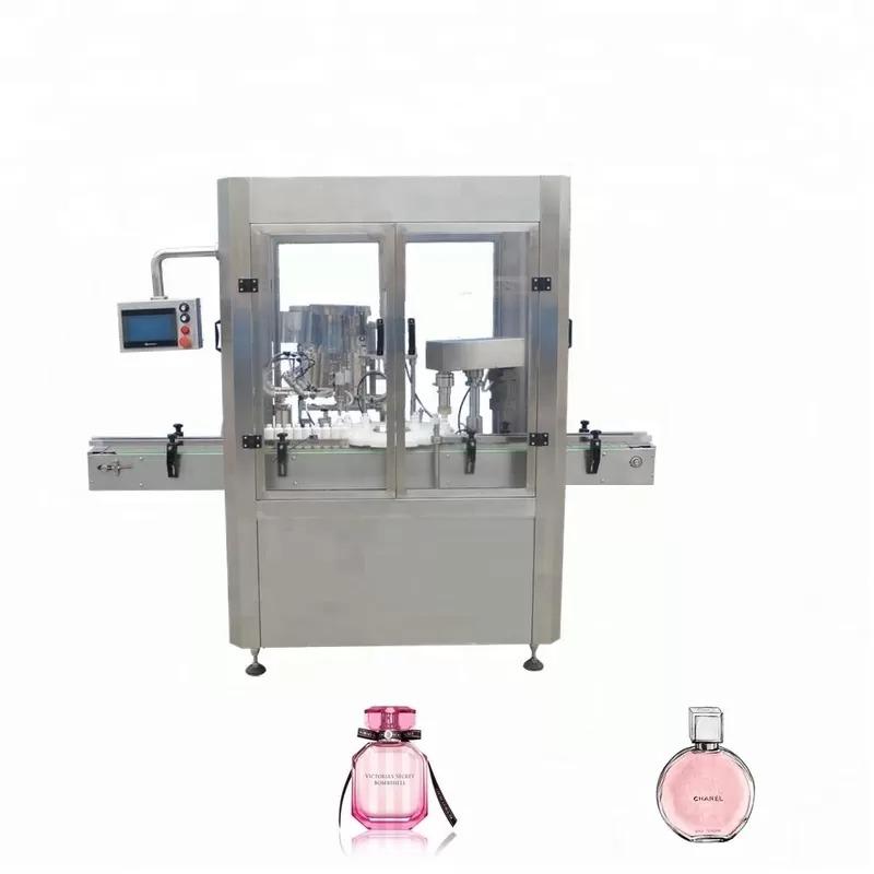 automatic perfume vials filling machine